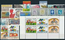 [16331] Netherlands Niederlande 1976 Year Set Complete incl. MS MNH