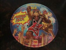 Burger King---The Many Faces Of Alf---Melmac Rock---Flexi Record---1988---VHTF