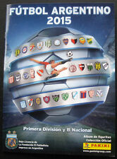 100% COMPLETED PANINI ARGENTINA FUTBOL ARGENTINO 2015 STICKER SET + ALBUM