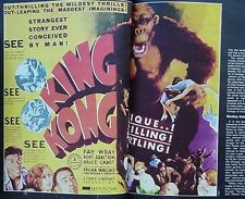 KING KONG MOVIE STORY, 1977 BOOK