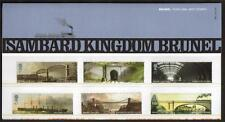 GB 2006 ISAMBARD KINGDOM BRUNEL PRESENTATION PACK NO 381