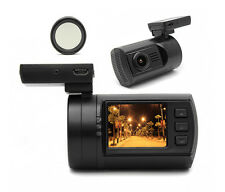 EYOYO Mini 0806 A7 Chip HD 1296P Discrete Dash Car Camera Cam DVR GPS + CPL
