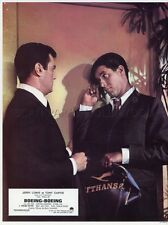 JERRY LEWIS TONY CURTIS BOEING-BOEING 1965 VINTAGE PHOTO LOBBY CARD #1