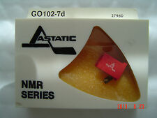 GOLD RING  D120 STYLUS (NEEDLE) for Cartridge #G850 NOS/NIP-Astatic Pkg.GO102-7d
