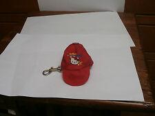 Portachiavi cappello porta euro HELLO KITTY keyring cap coin bag SANRIO