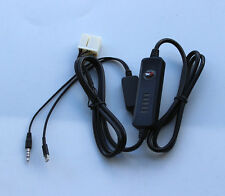 Aux Cd Changer Audio charge iphone cable For Honda accord Civic Odyssey Iphone