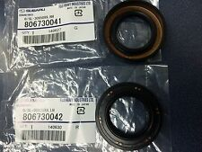 Subaru Front Drive Axle Seal Kit Legacy Forester Outback Impreza WRX Genunine !!
