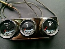 SunPro Triple Gauge USED