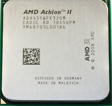 AMD Triple Core CPU Athlon II X3-455 3.3GHz Socket AM2+  AM3
