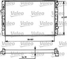 VALEO Engine Cooling Radiator Fits VW Golf Mk3 Cabriolet Vento 1991-99