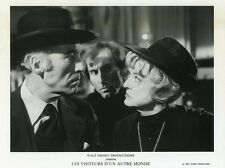 BETTE DAVIS CHRISTOPHER LEE RETURN FROM WITCH MOUNTAIN 1978 PHOTO ORIGINAL #1