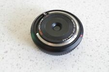 OLYMPUS 15 mm F/8 Body Cap Lens for M4/3 Mount