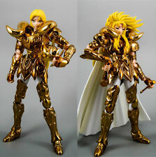 ST S-Temple Saint Seiya Cloth Myth EX Gold OCE Aries Mu and Shion metal Cloth
