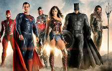 """Justice League (11"""" x 17"""") Movie Collector's Poster Print (T6) - B2G1F"""