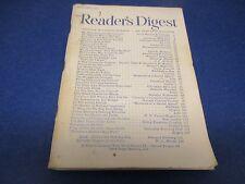 Reader's Digest, January 1947, Maddest Man in Michigan,Erle Stanley Gardner