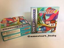 MEGA MAN ZERO 4 (MEGAMAN) - GAME BOY ADVANCE GBA - NEW PAL VERSION