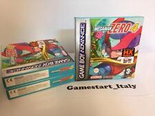 MEGA MAN ZERO 4 (MEGAMAN) - GAME BOY ADVANCE GBA - NEW PAL VERSION