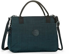 Kipling Caralisa Medium Handbag In Dazz True Blue £79 BNWT