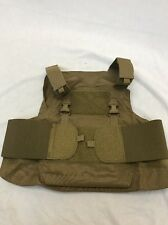 Mayflower Velocity R&C Plate LPAC Large Low Profile Armor Carrier Coyote JSOC