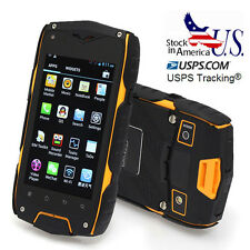 JEEP Z6 Smartphone Quad Core Rugged Android 2G/3G Cell Phone Dual SIM Unlocked