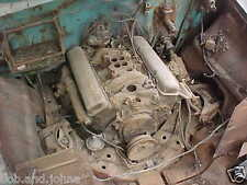 1956 56 PARTS CAR ENGINE MOTOR 265 SMALL BLOCK CHEVY PASSENGER CORVETTE SB 55 57