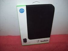 Belkin Classic Cover Folio Case for Nexus 10 - Black, New, Free U.S. shipping!