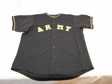 E9 Design US Army Embroidered Bassball Uniform Shirt XL 6487