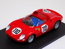 1/18 Ferrari 250P 1963 1000km Nurburgring winner car #110 Surtees Mairesse