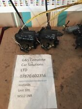 Audi A6 Central Locking Motor C5 2001 Driver Side Rear