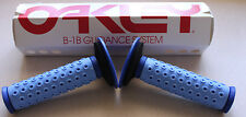 OAKLEY BLUE/BLACK LIMITED RELEASE BMX GRIPS NEW IN BOX 2010