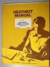 Heathkit Multiport Serial I/O Card for H8 Digital Computer (Will Ship WorldWide)