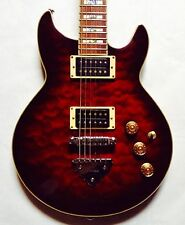 Ibanez ARX 300 Guitar Rare Model Made Only One Year in  2006 in Cherry Sunburst