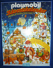 Alter Playmobil Adventskalender 3942 NEU OVP