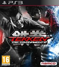 Tekken Tag Tournament 2 Ps3 (no disco, juego-digital)