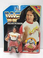 Hasbro WWF Rowdy Roddy Piper WWE MOSC  U.S. CARD Summer Slam