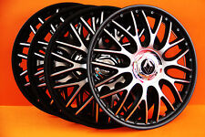 "15"" Renault Master,Modus,Kangoo,etc..Wheel Trims / Covers, Hub Caps,black&silver"
