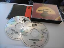MISS SAIGON 2 CD SCHONBERG 1990 GEFFEN FIRST NIGHT CAMERON MACKINTOSH ENCORE CD5