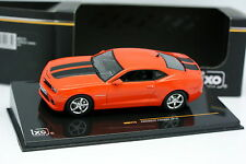 Ixo 1/43 - Chevrolet Camaro 2012 Orange