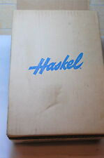 Haskel Pump M Series Model M-36 *NEW* with paperwork and original packing