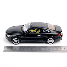 Toy Model Gift 1/32 Diecast Car Alloy Black BMW M6 Vehicles W/light&sound