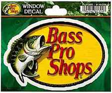 Bass Pro Shops Sticker 4.5in Fishing decal