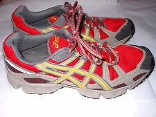 ASICS  GEL-TRAIL ATTACH WR HIKING ATHLETIC SHOES SIZE 9.5 /41.5