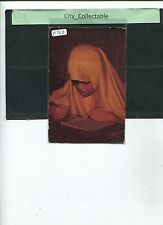 P753 # MALAYSIA USED PICTURE POST CARD * READING KORAN ... ALLAH TAALA ...