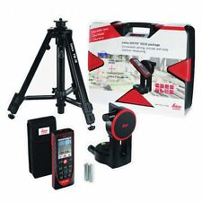 Leica D510 LASER distanza MEASURER CON TREPPIEDE E ACCESSORI KIT 823199