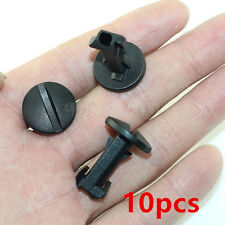10x Land Rover Range Rover Discovery 4 Tow Eye Cover Clips Bumper Fasteners