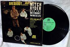 Mitch Ryder And The Detroit Wheels Breakout...!!! LP New Voice 2002 MONO