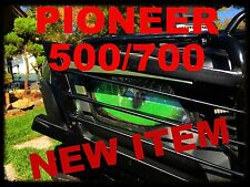 2014 Honda HONDA PIONEER 500 700 GREEN EYES Head light Covers Set of 2