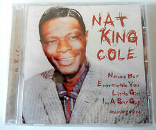 NAT KING COLE - NATURE BOY/ LITTLE GIRL/... CD Neuf (A1)