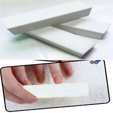 White Nail Art Buffer or Buffing Sanding Block Tools Manicure Care DIY 5pcs/pack