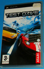 Test Drive - Sony PSP - PAL